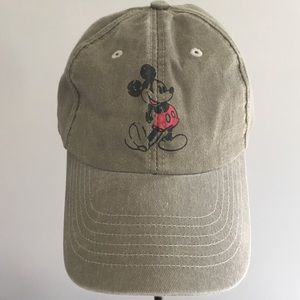 🆕 NEW WITH TAGS ▪️Disney ▪️ Mickey Mouse Ball Cap